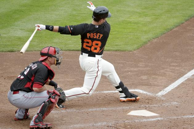 San Francisco Giants: Players Turning Heads Early at Spring Training
