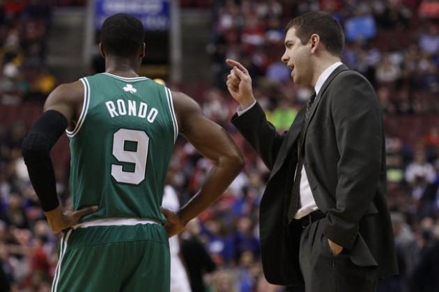Why Boston Celtics Shouldn't Give Up on Rajon Rondo