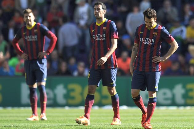 Jekyll and Hyde Barcelona Desperate to Find Consistency Against Osasuna