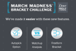 Sign Up Now for Our March Madness Bracket Challenge!