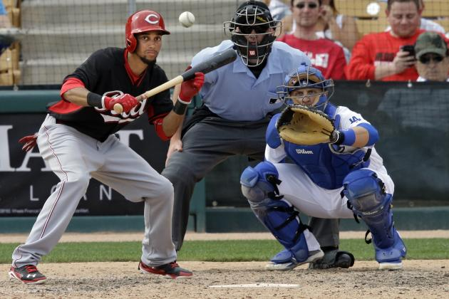 Breakout Performances from Cincinnati Reds' First 2 Weeks of Spring Training