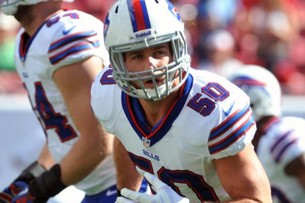 Whaley: Kiko Alonso will move to WLB for Bills