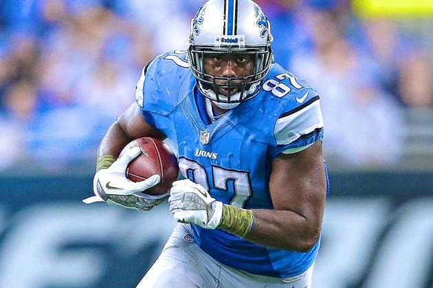 Brandon Pettigrew and Lions Agree to 4-Year Contract: Latest Details, Reaction