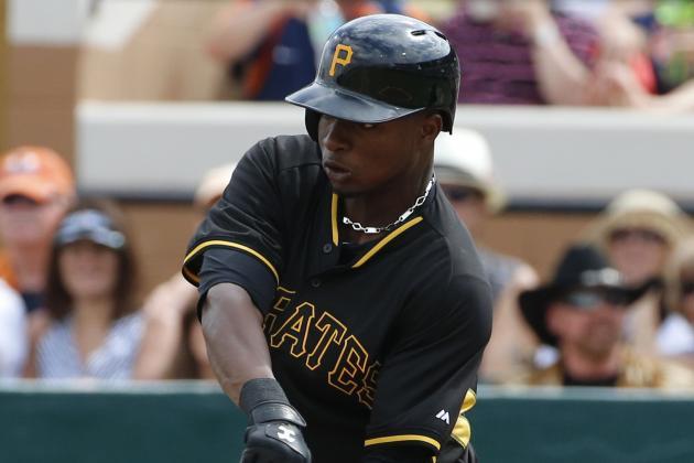 Pirates Prospect Polanco Sent to AAA Club