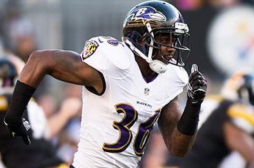 Reports: Ravens Re-Sign Safety Jeromy Miles