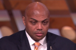 Charles Barkley Almost Falls Asleep on 'Inside the NBA'