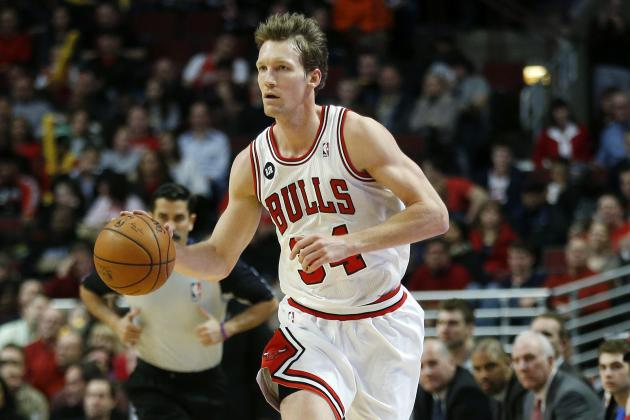The Forgotten Bull: How Mike Dunleavy Quietly Helped Keep Chicago's Season Alive