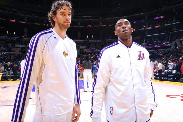 Pau Gasol Thinks Kobe Bryant Was Right to Rip LA Lakers