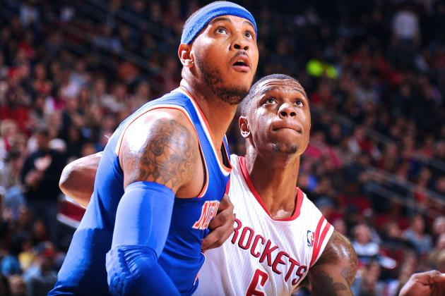 Report: Houston Rockets Expected to Court Carmelo Anthony in Free Agency