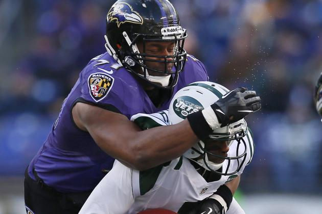 Report: Ravens, Daryl Smith Agree to 4-Yr/$16.1M Deal