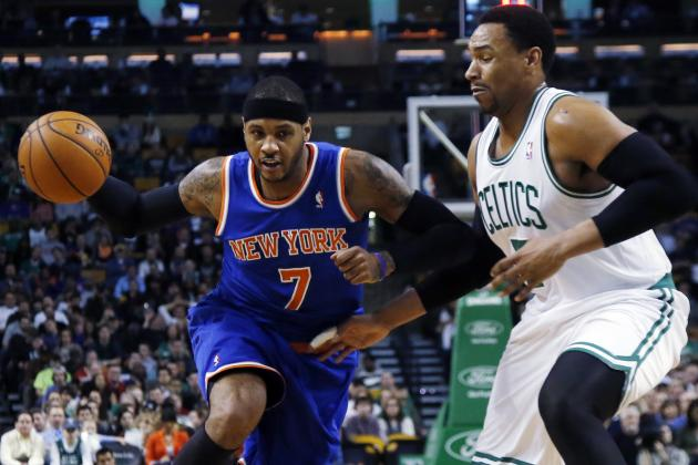 NBA Rumors: Latest Rumblings on Mike D'Antoni, Carmelo Anthony and More