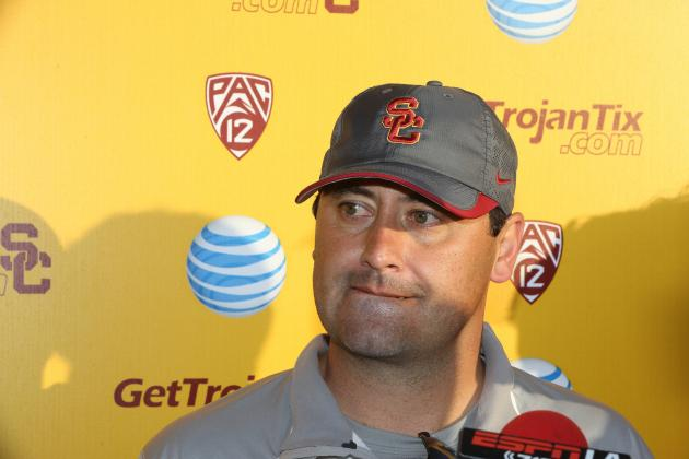 USC Trojans Football: Week 1 Spring Practice Stock Report