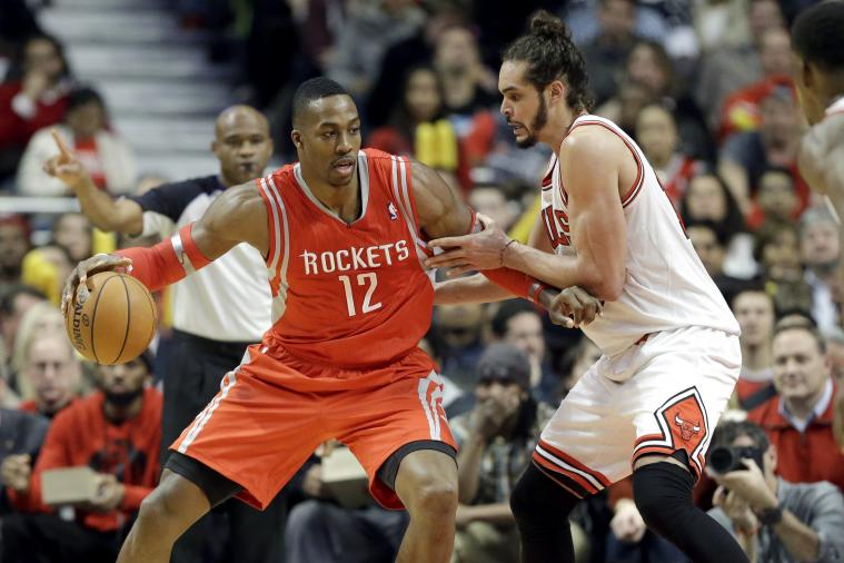 Dwight Howard and Joakim Noah Have Grown Up a Lot in 10 Years