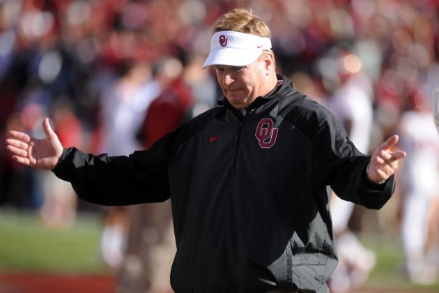 Mike Stoops on Practice: 'We Looked Like We Wanted to Go on Spring Break'