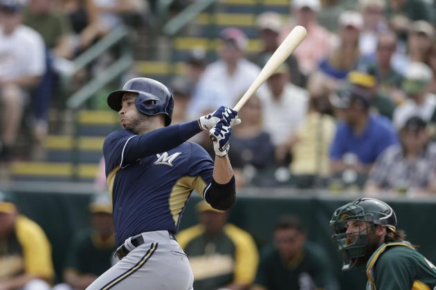 MLB Spring Training 2014: Breaking Down Biggest Winners from Exhibition Season