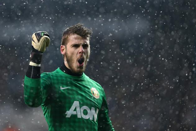 Manchester United Need to Secure David De Gea's Services for the Future