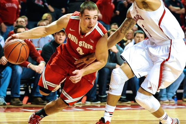 Ohio State vs. Nebraska: Live Score and Analysis for 2014 B1G Tournament Game