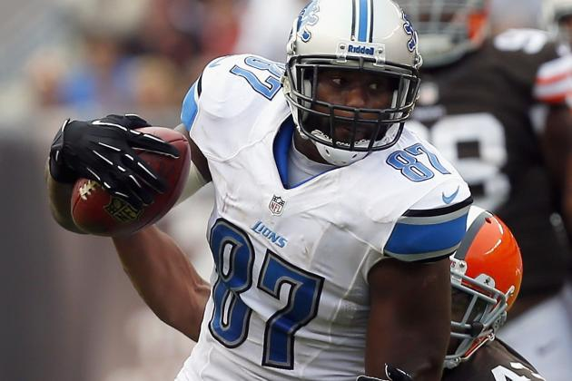 Pettigrew Looking Forward to Bigger Role in Lions New Offense