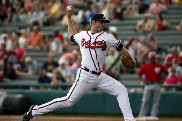 Hursh, Graham Among 17 Cut from Braves Roster