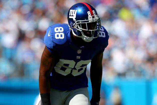 Hakeem Nicks Must Sign with Indianapolis Colts to Revive Career