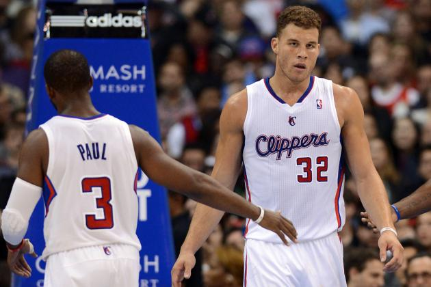 Are Los Angeles Clippers Now Becoming Blake Griffin's Team?