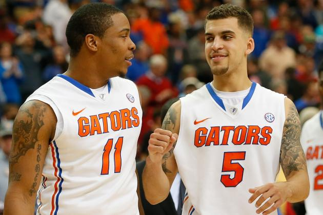Florida vs. Missouri: Score, Grades and Analysis from SEC Tournament 2014