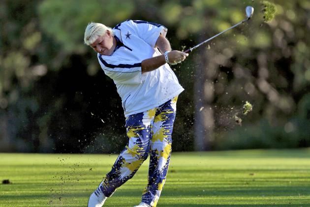 John Daly Shoots 2nd-Round 90 at Valspar Championship