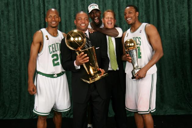 Is Danny Ainge Ready to Bring Superstars Back to the Boston Celtics?