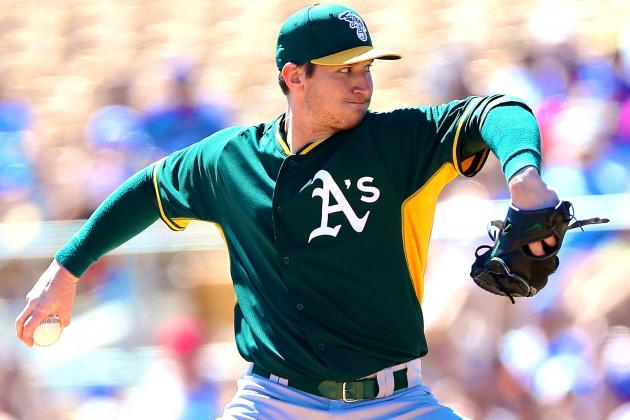 Jarrod Parker Injury: Updates on Athletics Pitcher's Forearm and Return