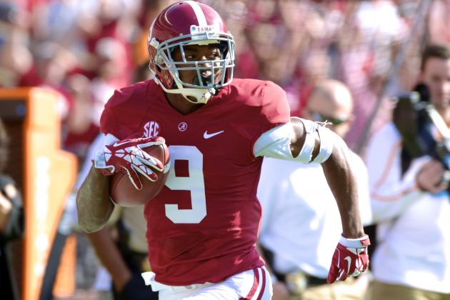 Alabama Football: Talented WR Corps Will Ease Transition for New QB