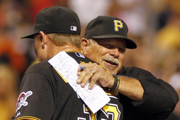 Pirates Pitching Coach Searage Builds Trust, Foundation with Pitchers