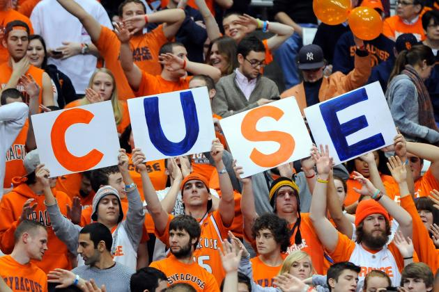 Cuse Basketball Fans at ACC Tournament: 'It's Culture Shock Here'