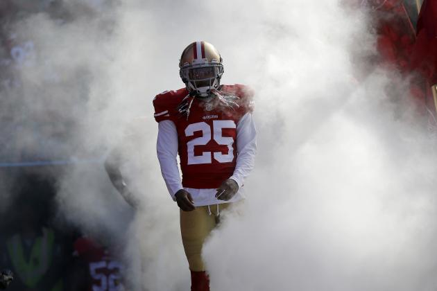 49ers Rumors: Latest Updates as San Francisco Searches for WR, CB Help