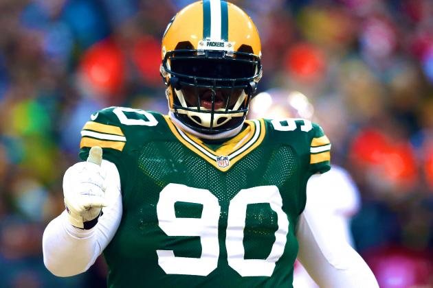 1-Year Deal Gives B.J. Raji, Packers One Last Chance to Get It Right