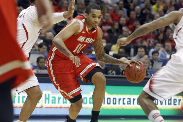 Nebraska vs. Ohio State: Score, Grades and Analysis from Big Ten Tournament 2014