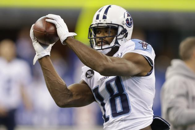 Redskins Rumors: Washington Should Avoid Signing Kenny Britt