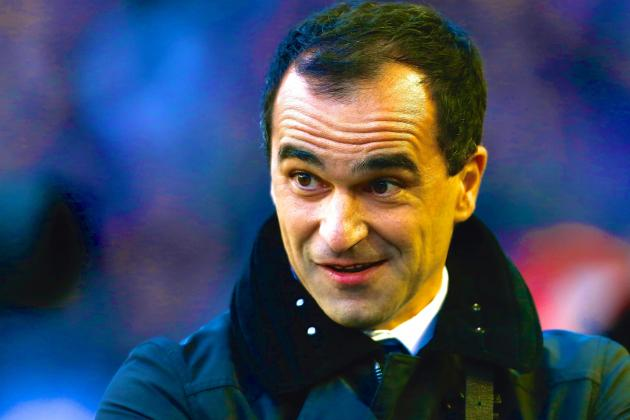 Roberto Martinez Reportedly Targeted by Arsenal as Arsene Wenger's Replacement