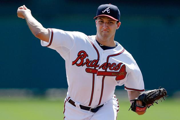 Hale, Terdoslavich Impress in Braves Win