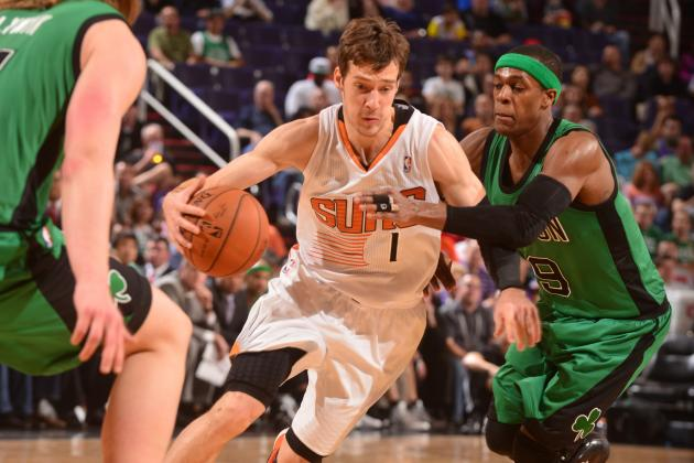 Phoenix Suns vs. Boston Celtics: Live Score and Analysis