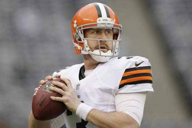 Brandon Weeden Would Be Logical Addition as Backup QB for Dallas Cowboys