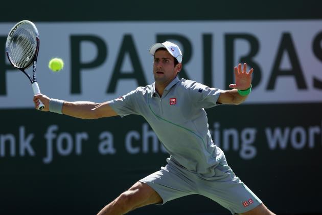 Novak Djokovic vs. Julien Benneteau: Score and Recap from 2014 Indian Wells