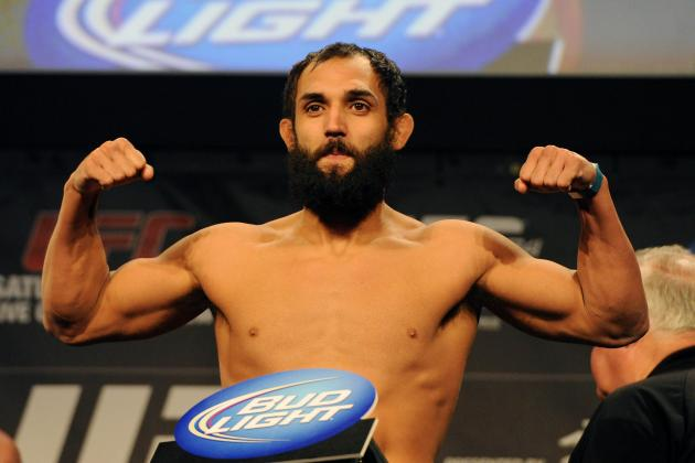 UFC 171: Johny Hendricks Misses Weight, Makes It on Second Attempt