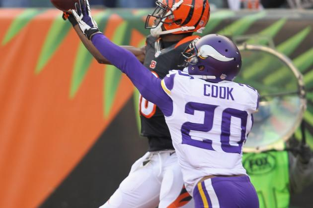 Report: 49ers to Sign CB Cook to One-Year Deal