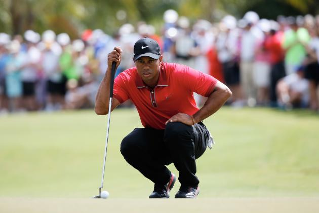 Tiger Woods' Autograph Lawsuit Ruling Is Least of Superstar's Concerns