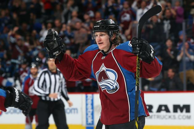 Avalanche Signs Mitchell to Three-Year Extension