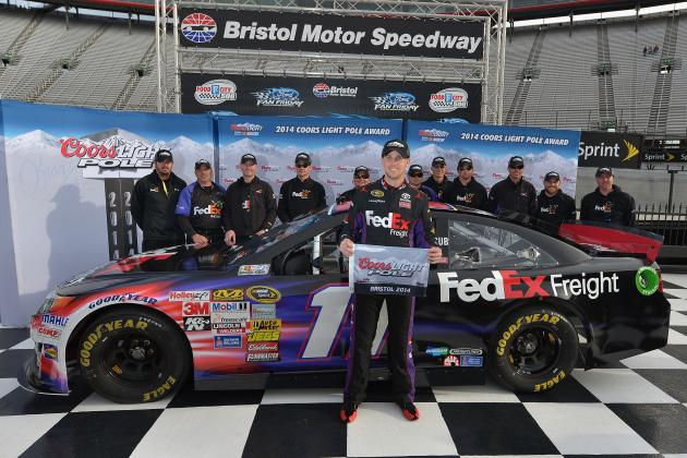The Food City 500 2014 Results: Race Order, Final Times and Twitter Reaction