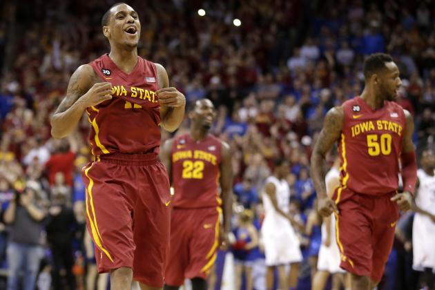 Big 12 Tournament 2014: Day 3 Scores, Updated Bracket and Day 4 Schedule