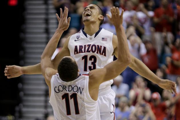 Pac-12 Tournament 2014: Day 3 Scores, Updated Bracket and Day 4 Schedule