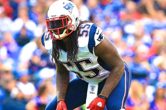 Brandon Spikes to Bills: Latest Contract Details, Comments and Reaction