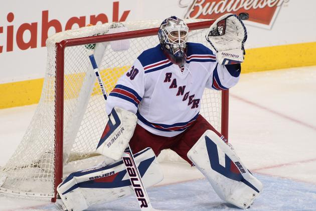 Why Henrik Lundqvist Is Already Greatest Goalie in New York Rangers History